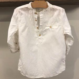 2/$20 - Linen shirt